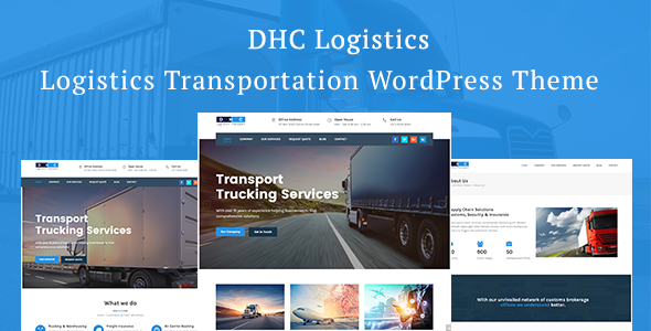 DHC Preview Wordpress Theme - Rating, Reviews, Preview, Demo & Download