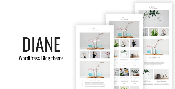 Diane Preview Wordpress Theme - Rating, Reviews, Preview, Demo & Download