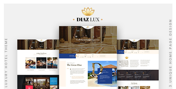 DiazLux Preview Wordpress Theme - Rating, Reviews, Preview, Demo & Download