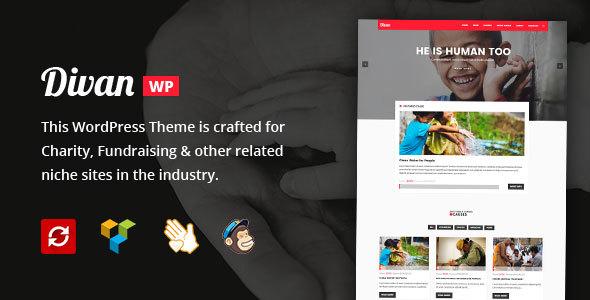 Divan Preview Wordpress Theme - Rating, Reviews, Preview, Demo & Download