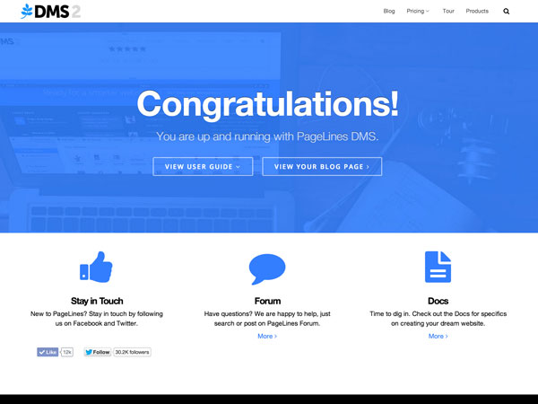 DMS Preview Wordpress Theme - Rating, Reviews, Preview, Demo & Download