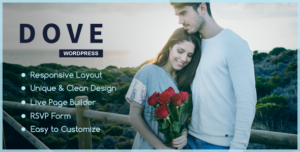 Dove Preview Wordpress Theme - Rating, Reviews, Preview, Demo & Download