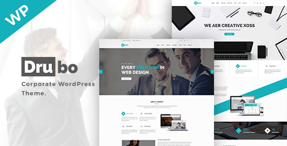 Drubo Preview Wordpress Theme - Rating, Reviews, Preview, Demo & Download