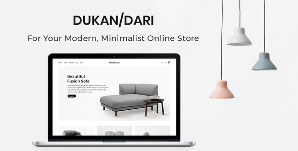 Dukandari Preview Wordpress Theme - Rating, Reviews, Preview, Demo & Download