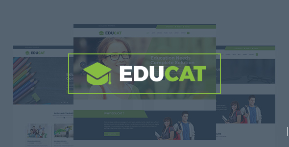 Educat Preview Wordpress Theme - Rating, Reviews, Preview, Demo & Download
