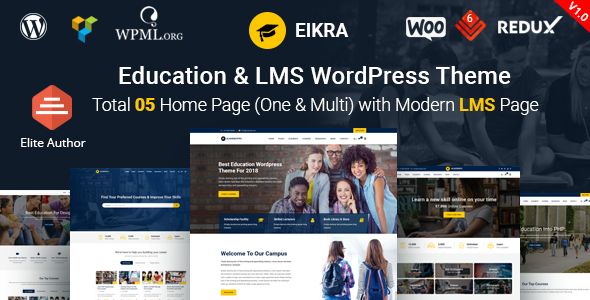 Eikra Preview Wordpress Theme - Rating, Reviews, Preview, Demo & Download