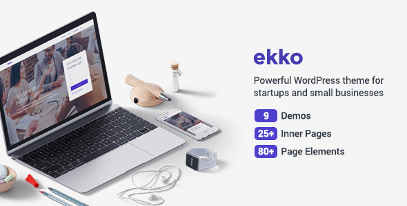 Ekko Preview Wordpress Theme - Rating, Reviews, Preview, Demo & Download
