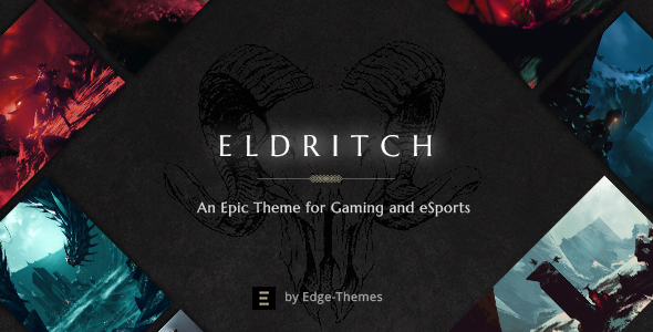 Eldritch Preview Wordpress Theme - Rating, Reviews, Preview, Demo & Download