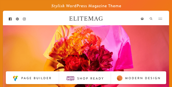 Elitemag Preview Wordpress Theme - Rating, Reviews, Preview, Demo & Download
