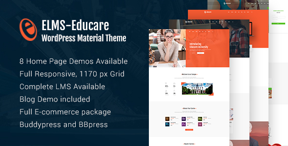 Elms Preview Wordpress Theme - Rating, Reviews, Preview, Demo & Download