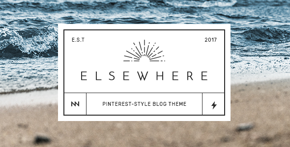 Elsewhere Preview Wordpress Theme - Rating, Reviews, Preview, Demo & Download