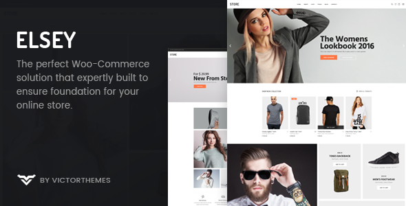Elsey Preview Wordpress Theme - Rating, Reviews, Preview, Demo & Download