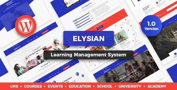 Elysian Preview Wordpress Theme - Rating, Reviews, Preview, Demo & Download