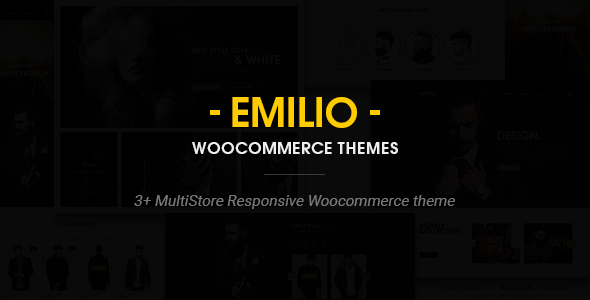 Emilio Preview Wordpress Theme - Rating, Reviews, Preview, Demo & Download