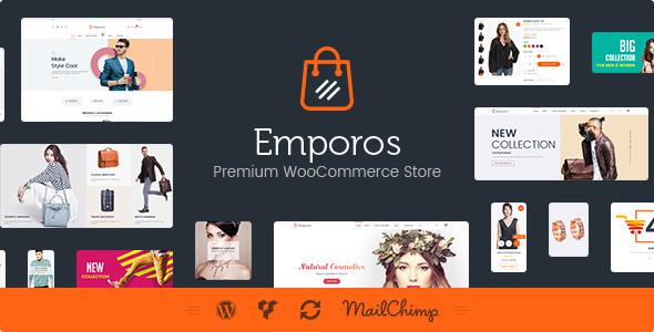 Emporos Preview Wordpress Theme - Rating, Reviews, Preview, Demo & Download