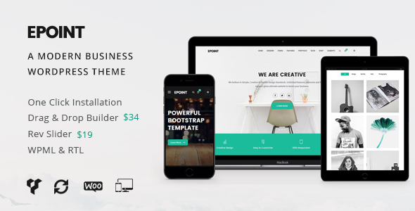 Epoint Preview Wordpress Theme - Rating, Reviews, Preview, Demo & Download