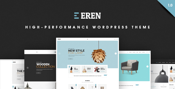 Eren Preview Wordpress Theme - Rating, Reviews, Preview, Demo & Download