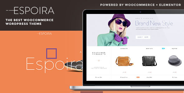 Espoira Preview Wordpress Theme - Rating, Reviews, Preview, Demo & Download