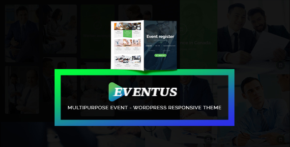 Eventus Preview Wordpress Theme - Rating, Reviews, Preview, Demo & Download