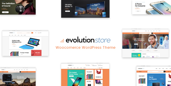 Evolution Preview Wordpress Theme - Rating, Reviews, Preview, Demo & Download