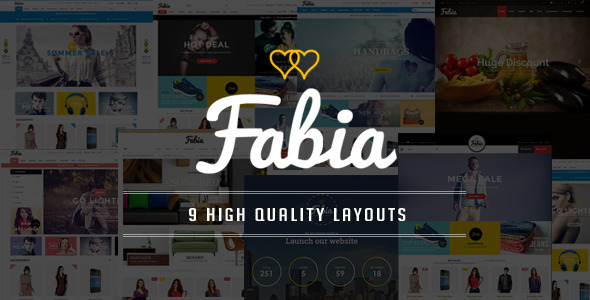 Fabia Preview Wordpress Theme - Rating, Reviews, Preview, Demo & Download