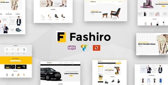 Fashiro Preview Wordpress Theme - Rating, Reviews, Preview, Demo & Download