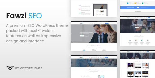 Fawzi Preview Wordpress Theme - Rating, Reviews, Preview, Demo & Download