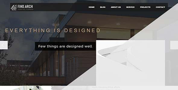 Find ARC Preview Wordpress Theme - Rating, Reviews, Preview, Demo & Download