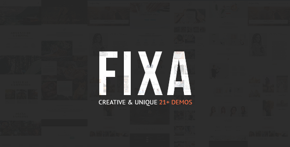 Fixa WooCommerce Preview Wordpress Theme - Rating, Reviews, Preview, Demo & Download