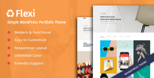 Flexi Preview Wordpress Theme - Rating, Reviews, Preview, Demo & Download