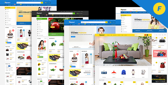 Flipmart Preview Wordpress Theme - Rating, Reviews, Preview, Demo & Download
