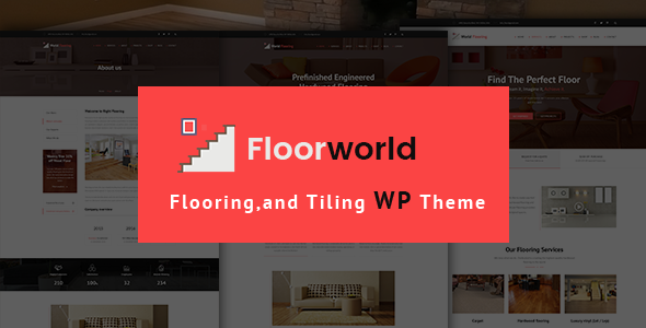 Floorworld Preview Wordpress Theme - Rating, Reviews, Preview, Demo & Download