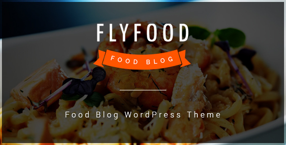 FlyFood Preview Wordpress Theme - Rating, Reviews, Preview, Demo & Download