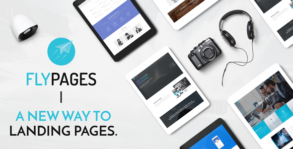 FlyPages Preview Wordpress Theme - Rating, Reviews, Preview, Demo & Download