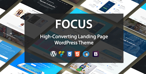 Focus High Preview Wordpress Theme - Rating, Reviews, Preview, Demo & Download