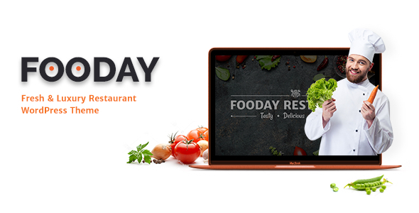 Fooday Preview Wordpress Theme - Rating, Reviews, Preview, Demo & Download