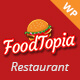 FoodTopia WordPress