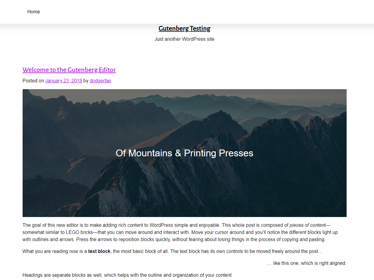 Forty Two Preview Wordpress Theme - Rating, Reviews, Preview, Demo & Download