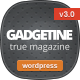Gadgetine Wordpress