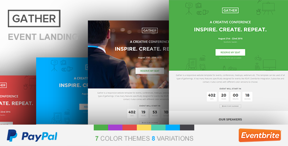 دانلود MITUP EVENT CONFERENCE WORDPRESS THEME - 12