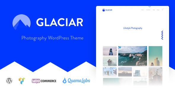 Glaciar Preview Wordpress Theme - Rating, Reviews, Preview, Demo & Download
