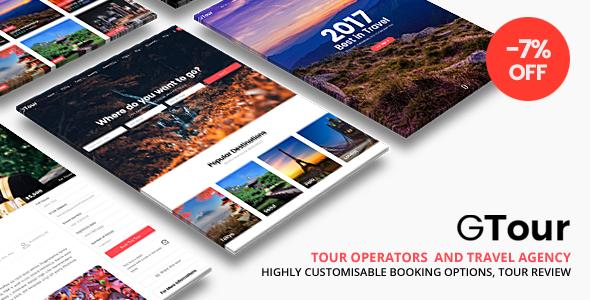 Grand Tour Preview Wordpress Theme - Rating, Reviews, Preview, Demo & Download