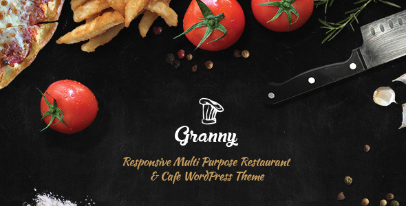 Granny Preview Wordpress Theme - Rating, Reviews, Preview, Demo & Download