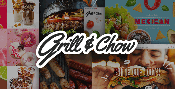 Grill And Preview Wordpress Theme - Rating, Reviews, Preview, Demo & Download