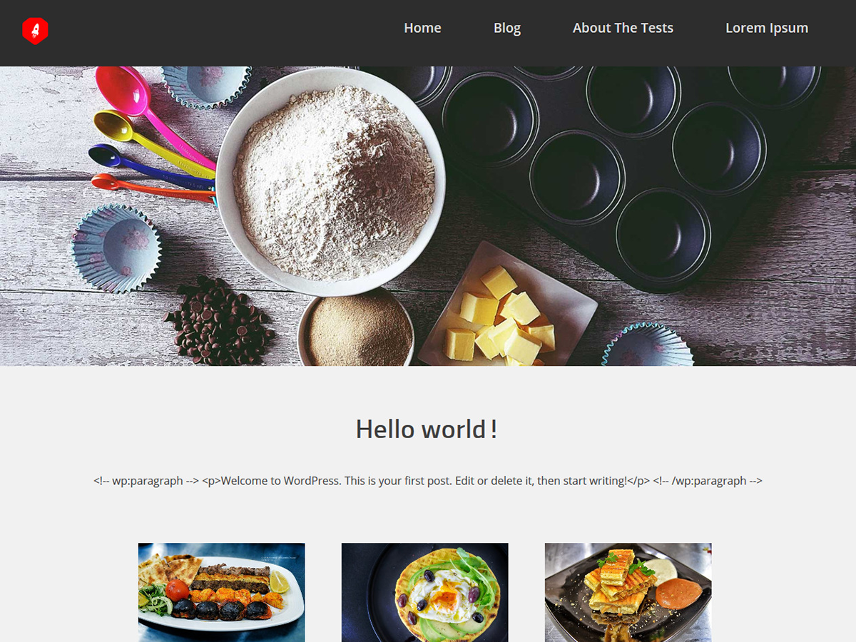Grovza Preview Wordpress Theme - Rating, Reviews, Preview, Demo & Download