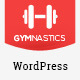 Gymnastics WordPress