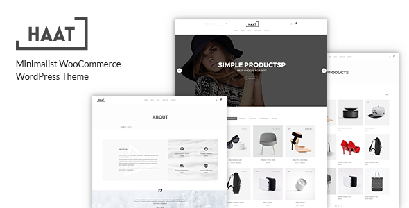 Haat Preview Wordpress Theme - Rating, Reviews, Preview, Demo & Download