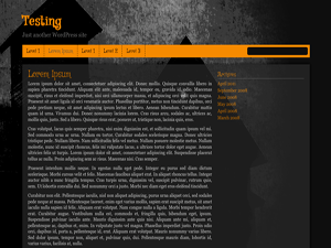 Haunted House Preview Wordpress Theme - Rating, Reviews, Preview, Demo & Download