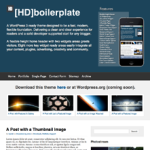 HDboilerplate