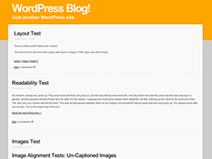 HelloSexy Preview Wordpress Theme - Rating, Reviews, Preview, Demo & Download
